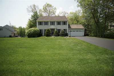 Halfmoon Single Family Home New: 41 Marcel Rd