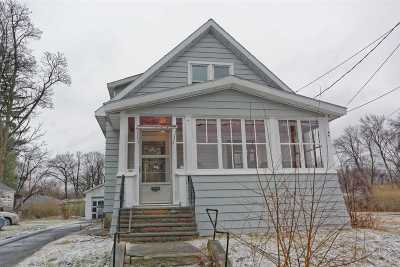 Schenectady Single Family Home New: 381 Bradford Rd
