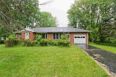 Albany County Single Family Home New: 1709 River Rd