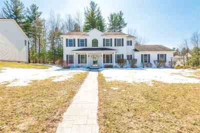 Saratoga County Single Family Home New: 31 Whitney Rd South