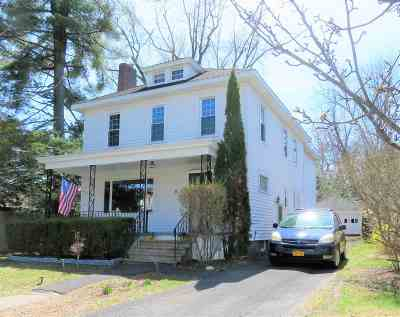 Albany NY Single Family Home New: $259,000