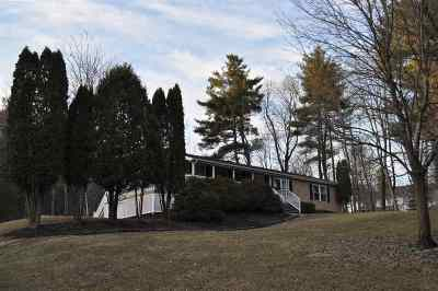 Rensselaer County Single Family Home New: 55 Cayuga La