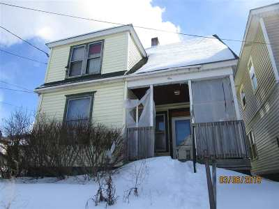 Schenectady Single Family Home New: 1 Harvard St