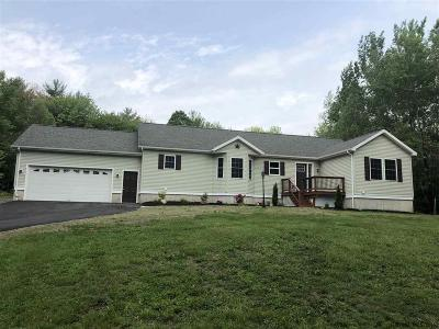 Greenfield, Corinth, Corinth Tov Single Family Home For Sale: 4380 Route 9n