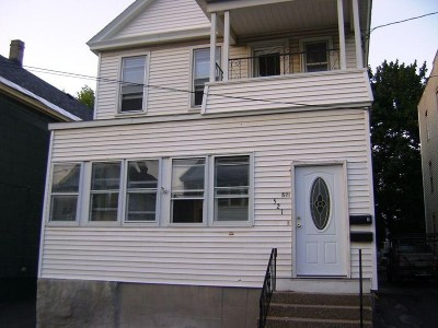 Schenectady Multi Family Home New: 521 Clarendon St