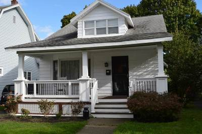 Albany NY Single Family Home New: $209,000