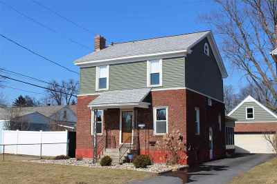 Albany NY Single Family Home New: $214,900