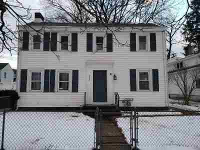 Troy Single Family Home New: 622 Fourth Av