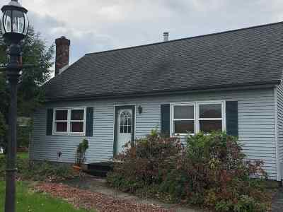 Ballston Spa, Round Lake Single Family Home For Sale: 10 Legend La
