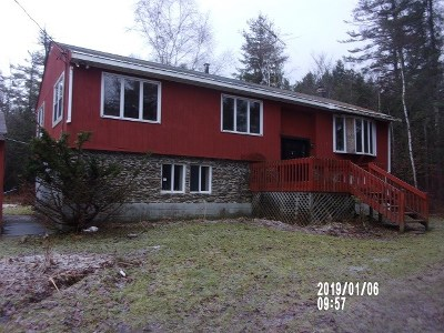 Duanesburg Single Family Home For Sale: 345 Barton Hill Rd