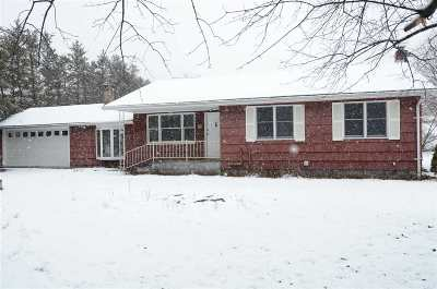 Columbia County Single Family Home For Sale: 66 County Route 27