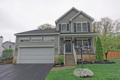 Scotia Single Family Home For Sale: 56 Bancker Av