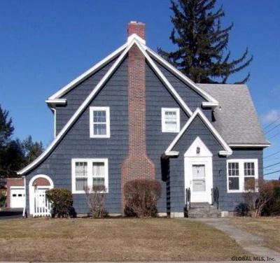 Albany Single Family Home For Sale: 214 Euclid Av