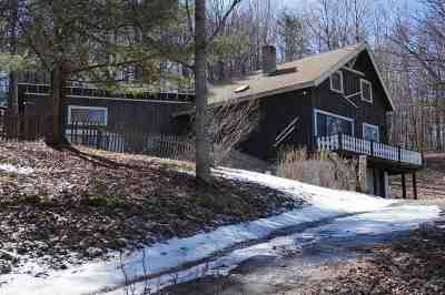 Salem Single Family Home For Sale: 88 Blind Buck Rd