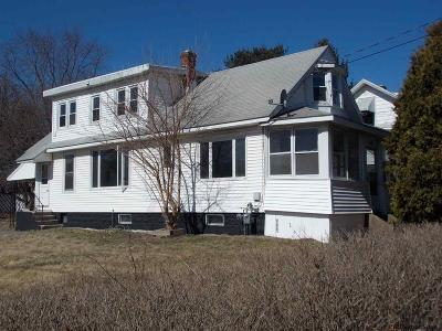Niskayuna Two Family Home For Sale: 3908 Albany St