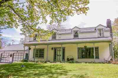 Chatham Single Family Home New: 3628 Route 9