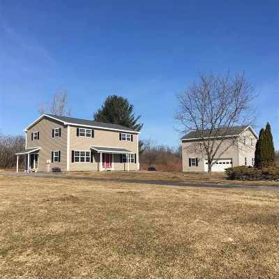 Ballston Spa Single Family Home For Sale: 416 Devils La