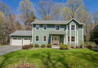 Single Family Home For Sale: 40 Friar Tuck Way