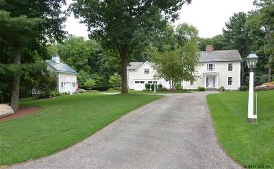 Colonie Single Family Home For Sale: 29 Shaker Bay Rd
