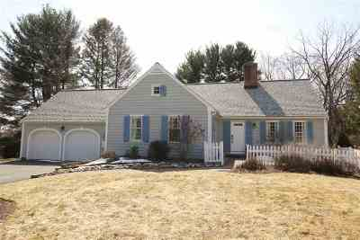 Niskayuna Single Family Home Active-Under Contract: 2288 Sweetbrier Rd