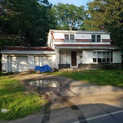 Glenville Single Family Home For Sale: 360 Vley Rd