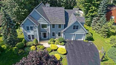 Voorheesville Single Family Home For Sale: 17 Forest Dr