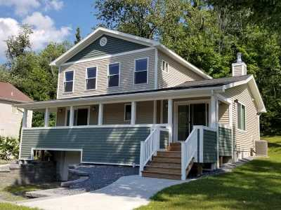 Mechanicville, Stillwater Single Family Home For Sale: 628 Rt 9p