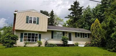 East Greenbush Single Family Home For Sale: 14 Maine Av