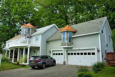 Saratoga Springs Single Family Home For Sale: 2 Snake Hill Rd
