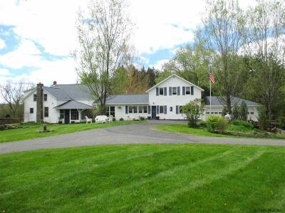 Duanesburg Single Family Home For Sale: 162 Overlook La