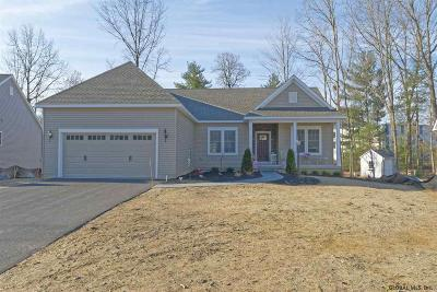 Saratoga County, Warren County Single Family Home For Sale: 12 Woodfield Ct