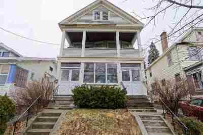 Albany Two Family Home For Sale: 697 Washington Av