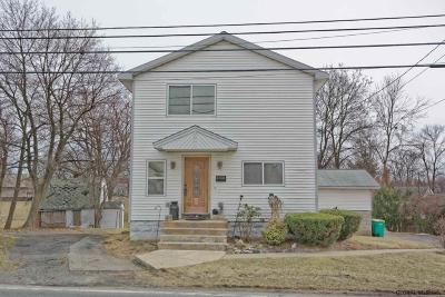 Single Family Home For Sale: 3817 Albany St