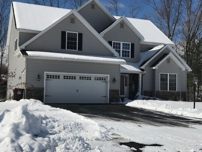Clifton Park Single Family Home Active-Under Contract: 70 Balsam Way