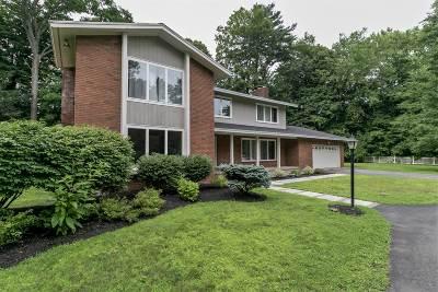 Saratoga Single Family Home For Sale: 15 Roberts La