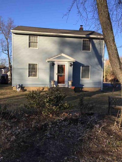 Single Family Home For Sale: 1103 Watervliet Shaker Rd