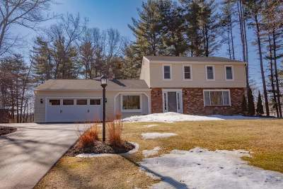 Single Family Home Active-Under Contract: 46 Canterbury Rd