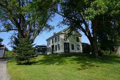 Albany County, Saratoga County, Schenectady County, Warren County, Washington County Single Family Home Price Change: 6067 State Route 22