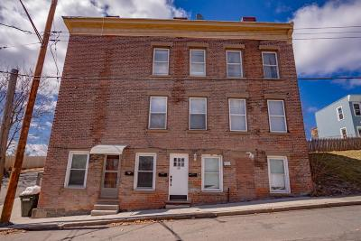 Cohoes Multi Family Home Price Change: 60 Egbert St
