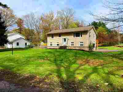 Halfmoon Single Family Home Price Change: 29 New Castle Rd