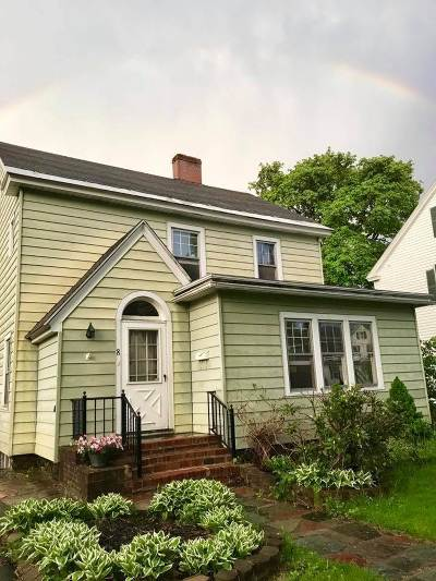 Gloversville Single Family Home For Sale: 8 Lark St