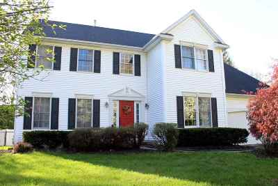 Ballston, Ballston Spa, Malta, Clifton Park Single Family Home Price Change: 36 Castle Pines