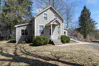 Single Family Home For Sale: 826 Jefferson Hill Rd