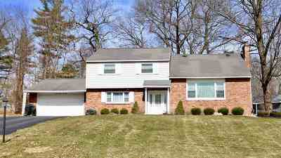 Niskayuna Single Family Home Active-Under Contract: 843 Maxwell Dr