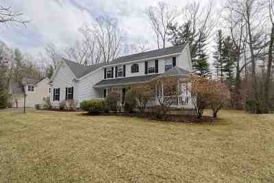 Saratoga Springs Single Family Home For Sale: 76 Adams Rd