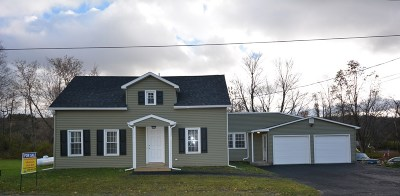Duanesburg Single Family Home Price Change: 7948 State Route 30