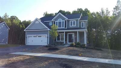 Single Family Home For Sale: Lot 17 Julia Rose Ct