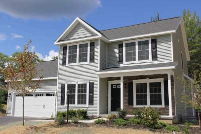 Single Family Home For Sale: Lot 15 Julia Rose Ct