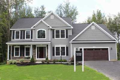 Single Family Home For Sale: Lot 11 Julia Rose Ct
