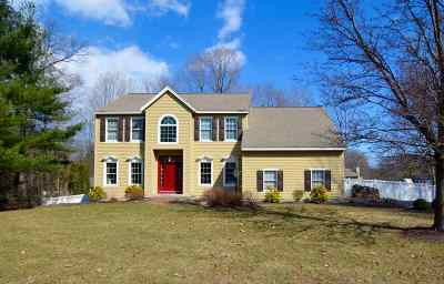 Clifton Park Single Family Home For Sale: 5 Marlboro Dr